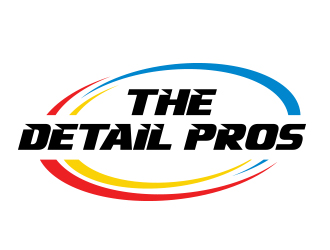 The Detail Pros logo design by AB212