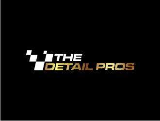The Detail Pros logo design by hopee