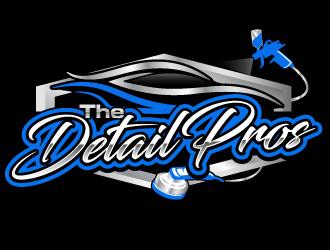 The Detail Pros logo design by ElonStark