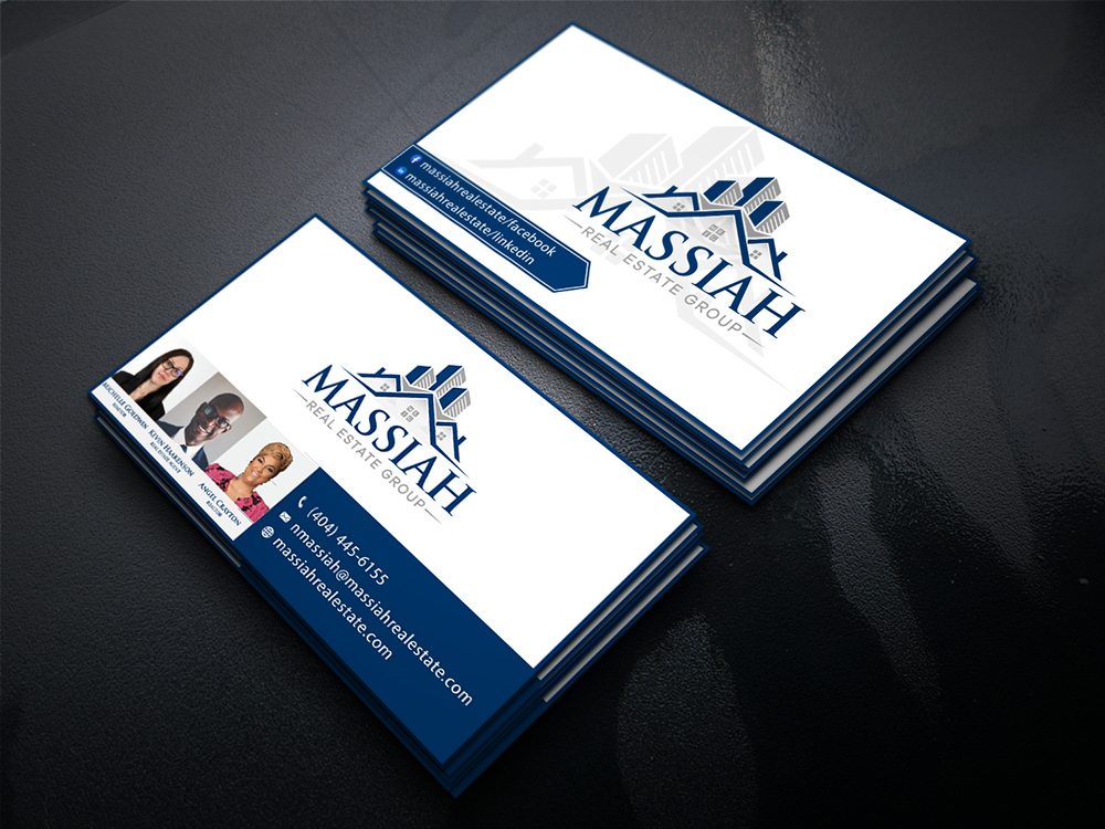 Massiah Real Estate Group logo design by Sofi