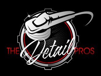 The Detail Pros logo design by torresace