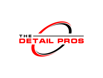 The Detail Pros logo design by mukleyRx