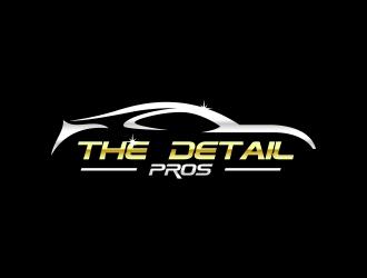 The Detail Pros logo design by DMC_Studio