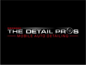 The Detail Pros logo design by meliodas