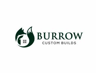 Burrow Custom Builds logo design by kimora