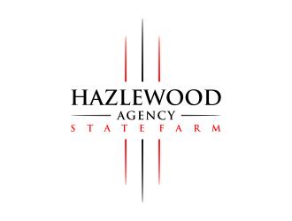 Hazlewood Agency State Farm logo design