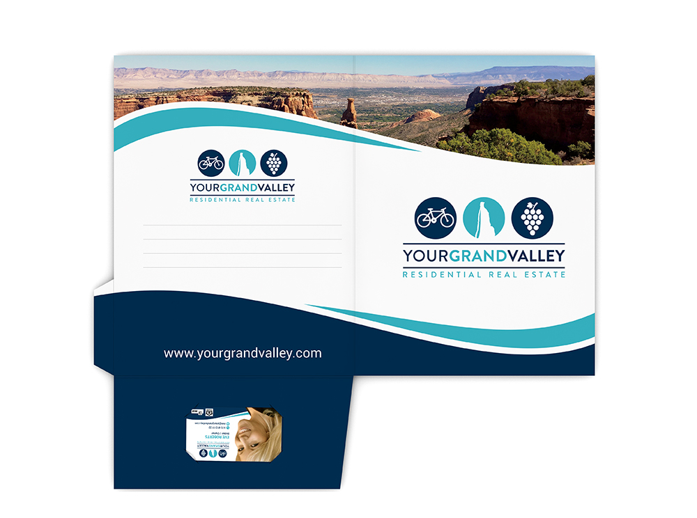 Your Grand Valley logo design by Ibrahim