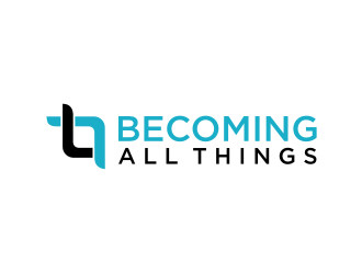 Becoming All Things logo design