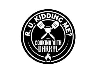 CookingwithDarryl Logo Design