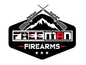 Freeman Firearms Logo Design