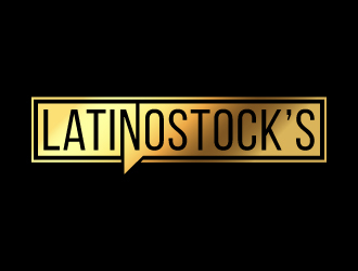 LatinoStock's  logo design by gateout