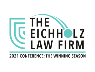 The Eichholz Law Firm  logo design