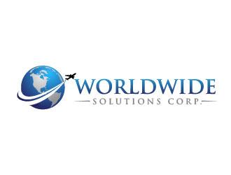 Worldwide Solutions Corp. Logo Design
