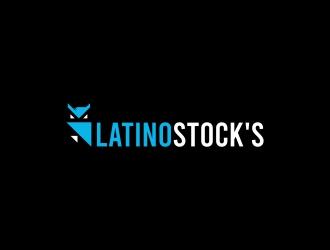 LatinoStock's  logo design by KaySa