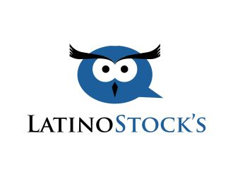 LatinoStock's  logo design by fastI okay