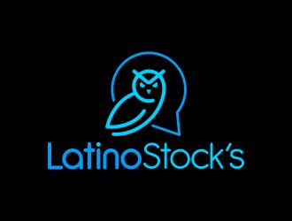 LatinoStock's  logo design by pionsign