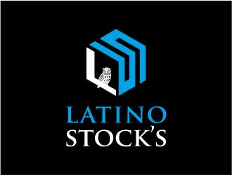 LatinoStock's  logo design by cintoko