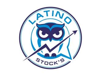 LatinoStock's  logo design by ruki