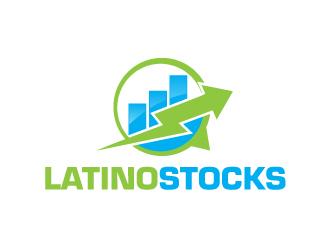 LatinoStock's  logo design by karjen