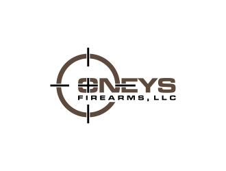 Oneys Firearms, LLC Logo Design