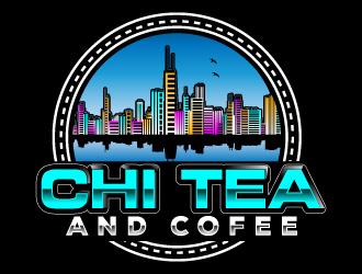 CHI TEA AND COFEE logo design by Suvendu