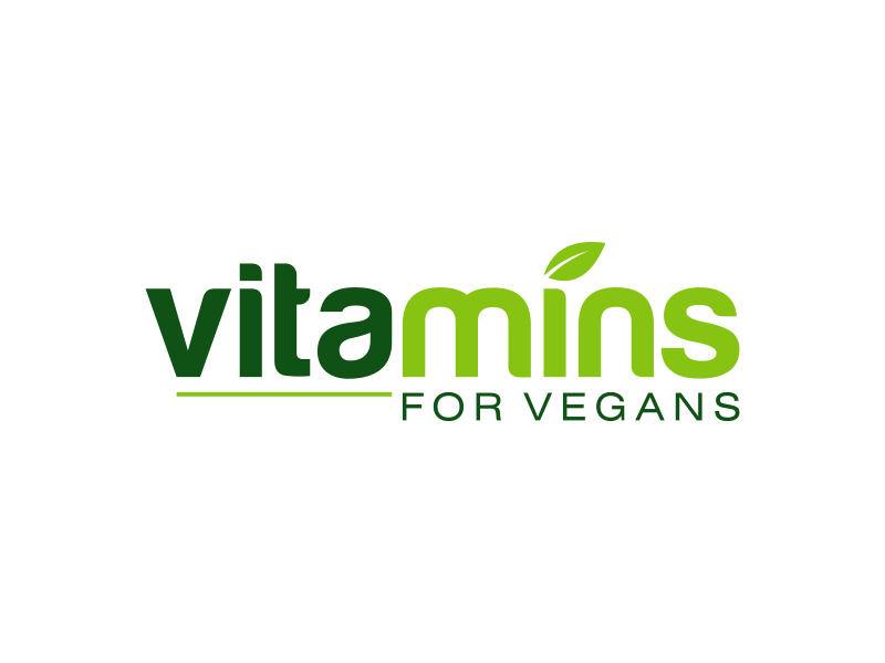 Vitamins for Vegans Logo Design