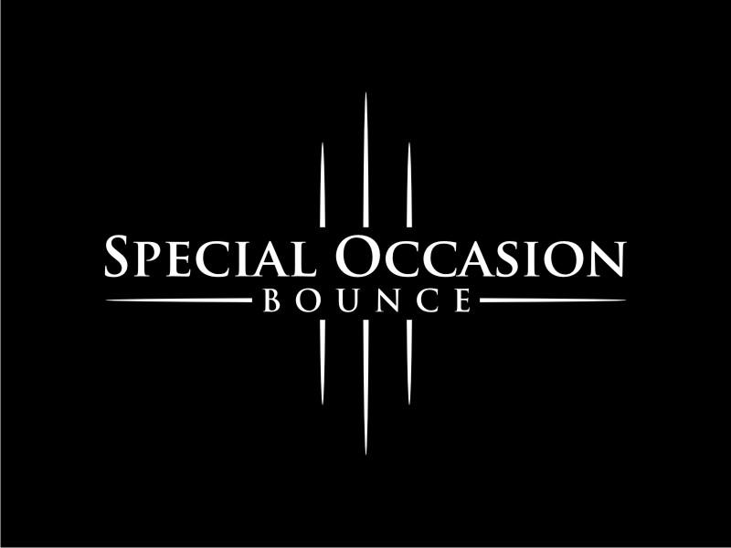 Special Occasion Bounce Logo Design