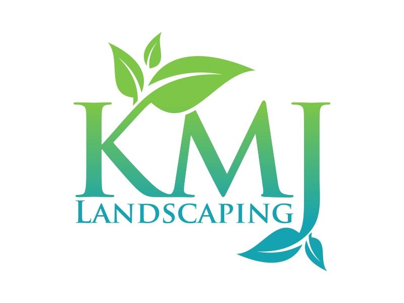 KMJ Landscaping Logo Design