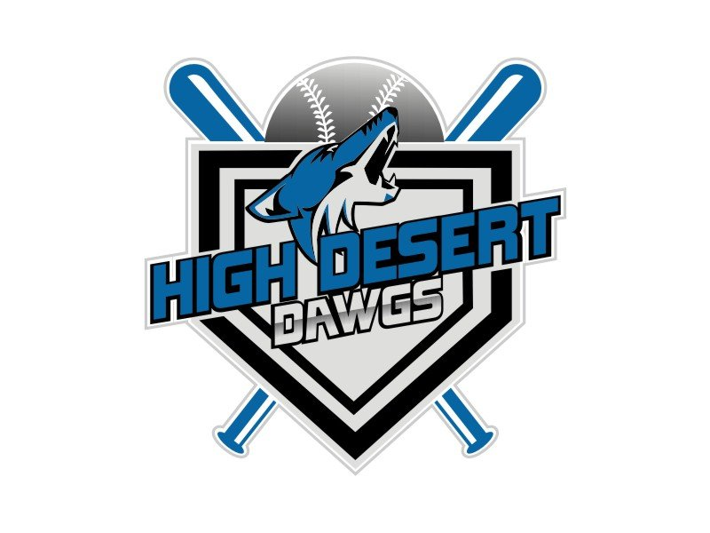 High Desert Dawgs Logo Design