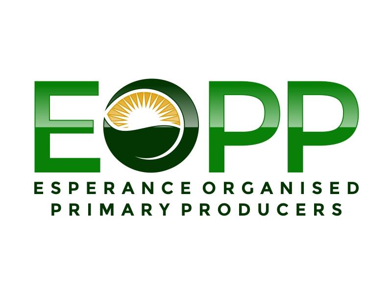 EOPP - Esperance Organised Primary Producers Logo Design