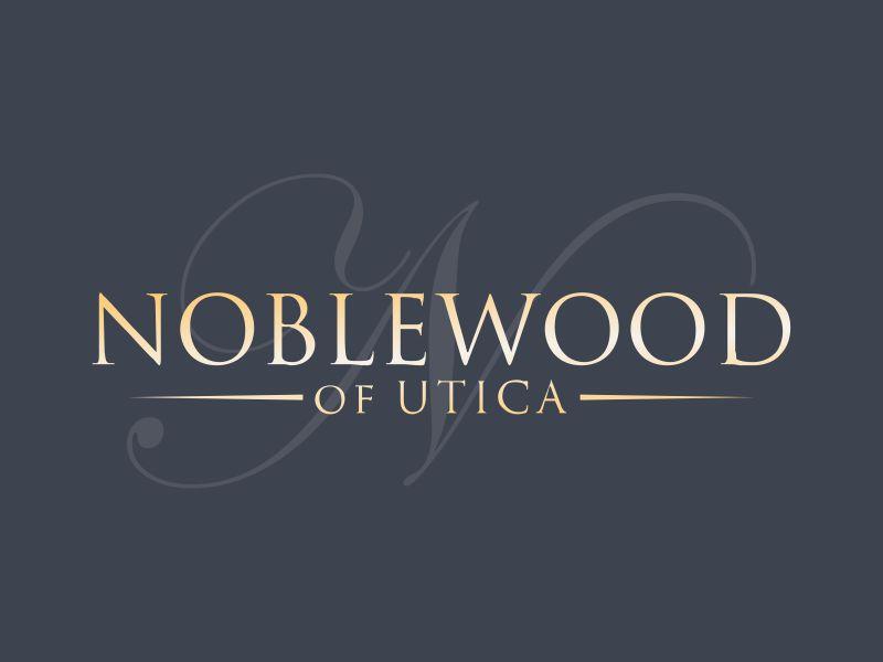 Noblewood of Utica Logo Design