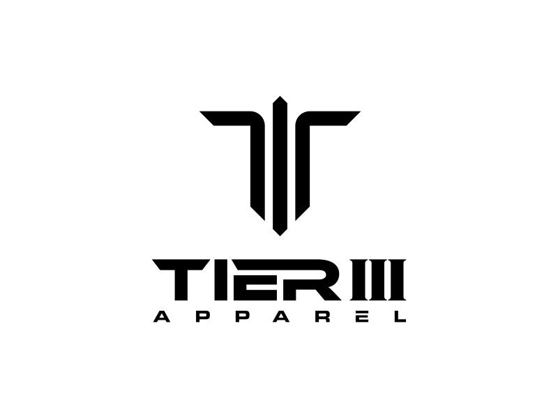 Tier III or Tier 3 Logo Design