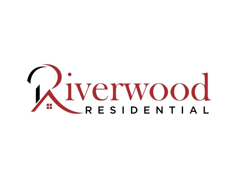 Riverwood Residential Logo Design