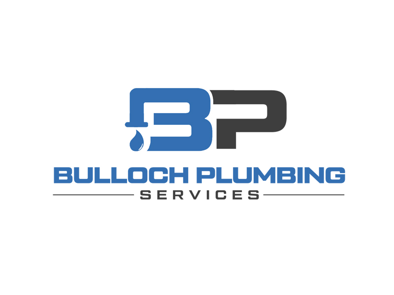 Bulloch Plumbing Services Logo Design