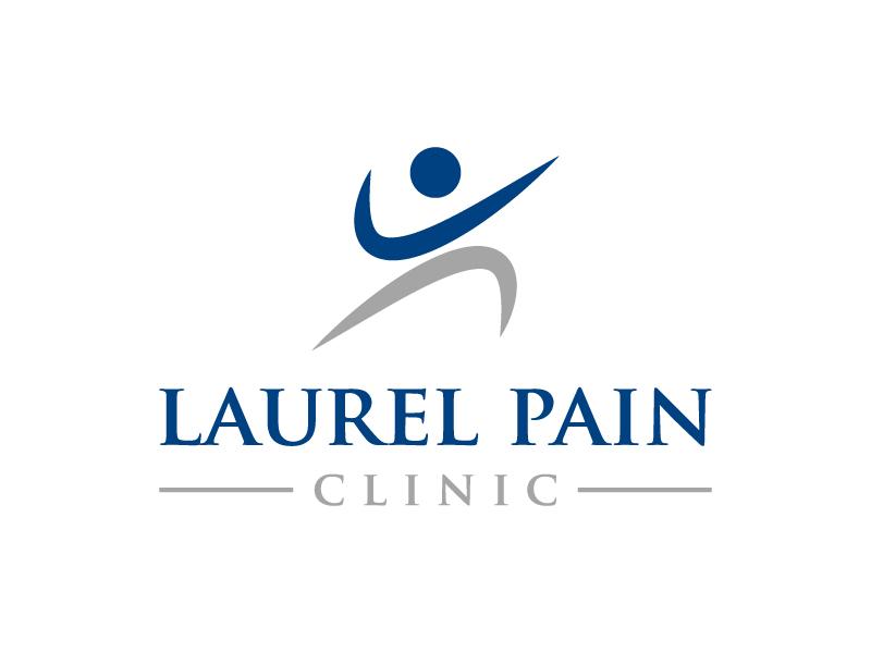 Laurel Pain Clinic Logo Design