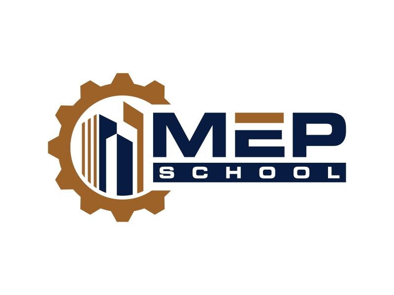 MEP SCHOOL Logo Design