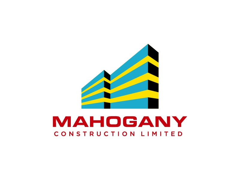 Mahogany Construction Limited Logo Design