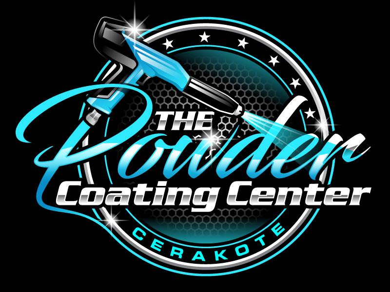 The Powder Coating Center Logo Design