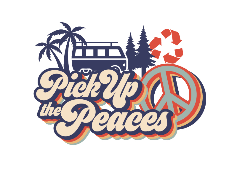 Pick Up The Peaces logo design by jaize