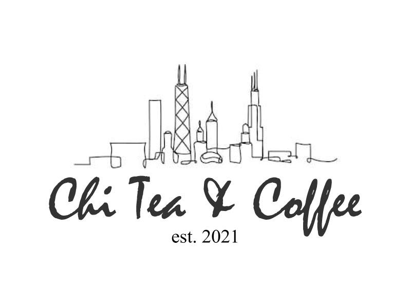 CHI TEA AND COFEE logo design by bayudesain88