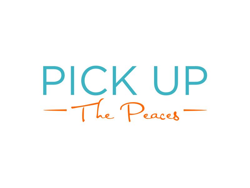 Pick Up The Peaces logo design by Arto moro
