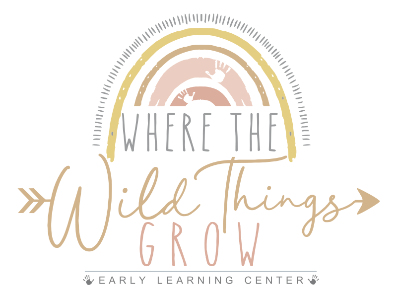 Where the Wild Things Grow Logo Design