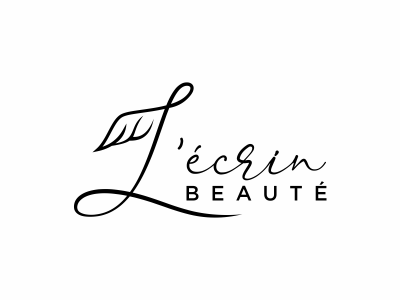 L'écrin Beauté logo design by y7ce