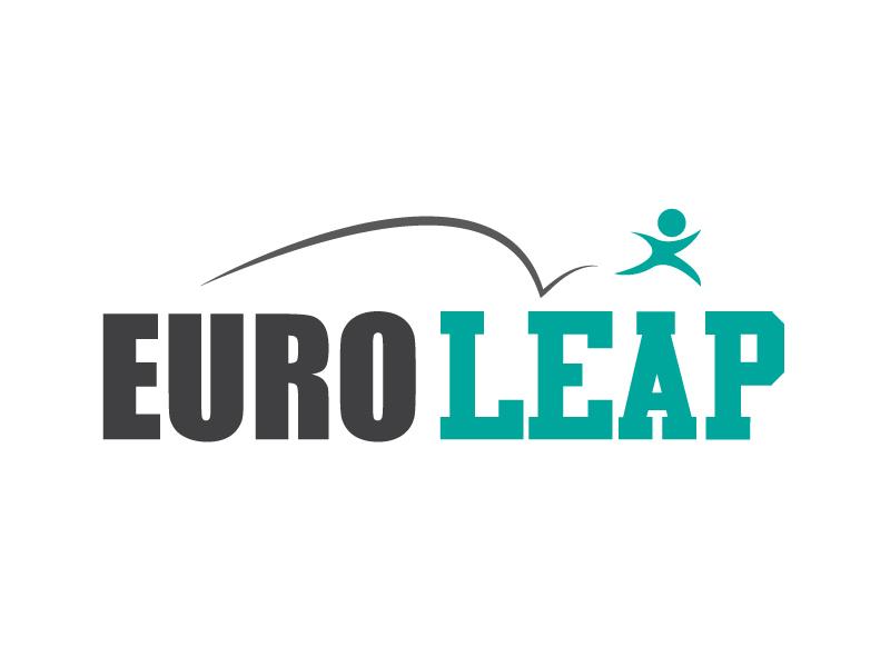 EuroLeap logo design by xien