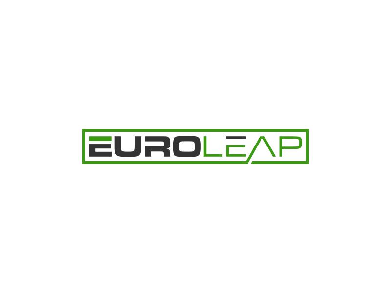 EuroLeap logo design by blessings