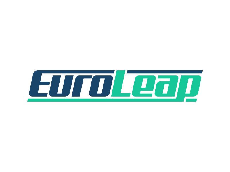 EuroLeap logo design by ekitessar