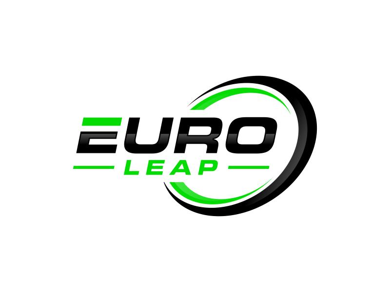EuroLeap logo design by ubai popi