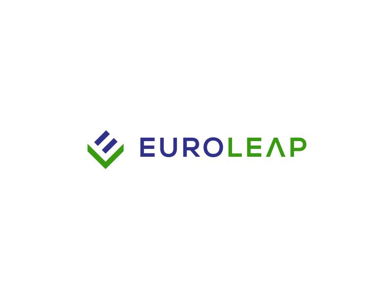 EuroLeap logo design by kimora