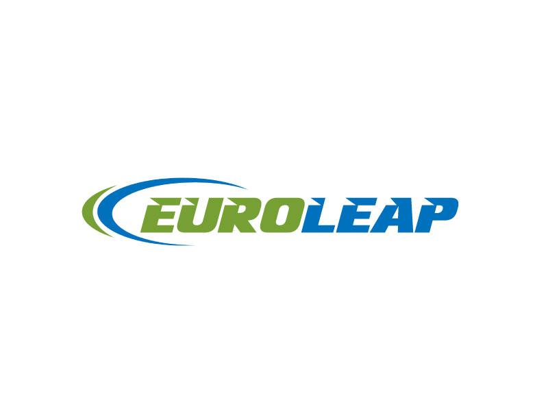 EuroLeap logo design by ElonStark