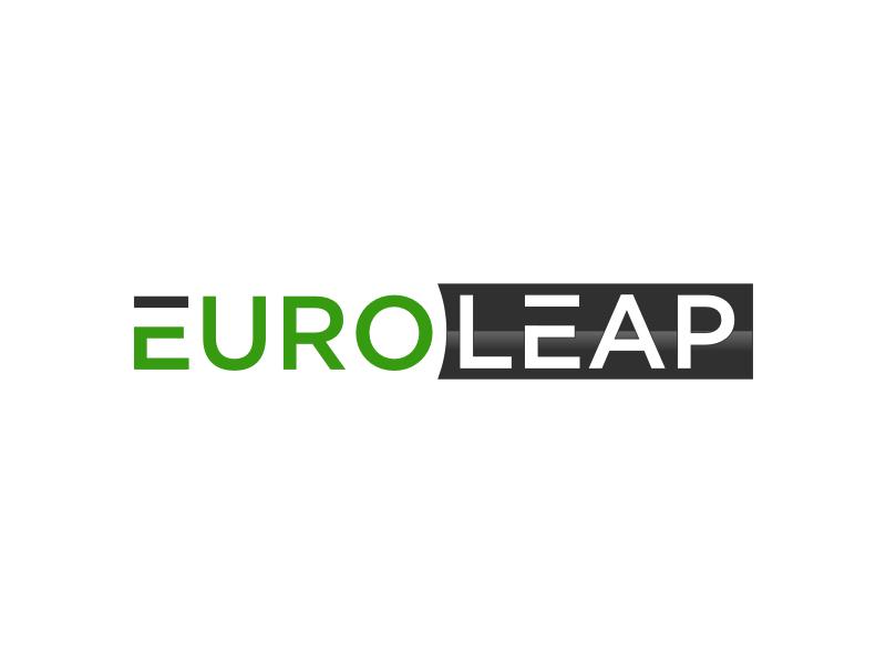 EuroLeap logo design by sheila valencia